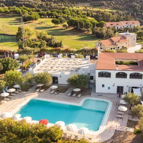 Pala Mesa Apartments: Castellaro Golf Resort Liguria